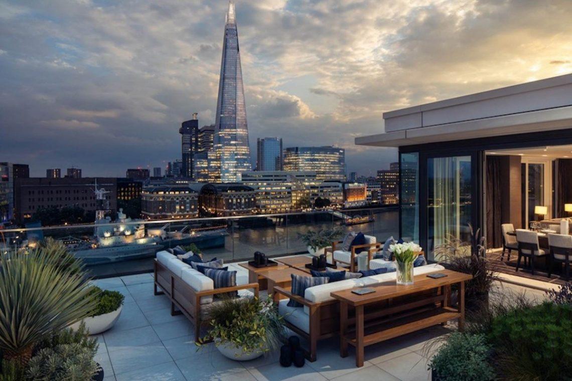 Riverside Penthouse in London 02