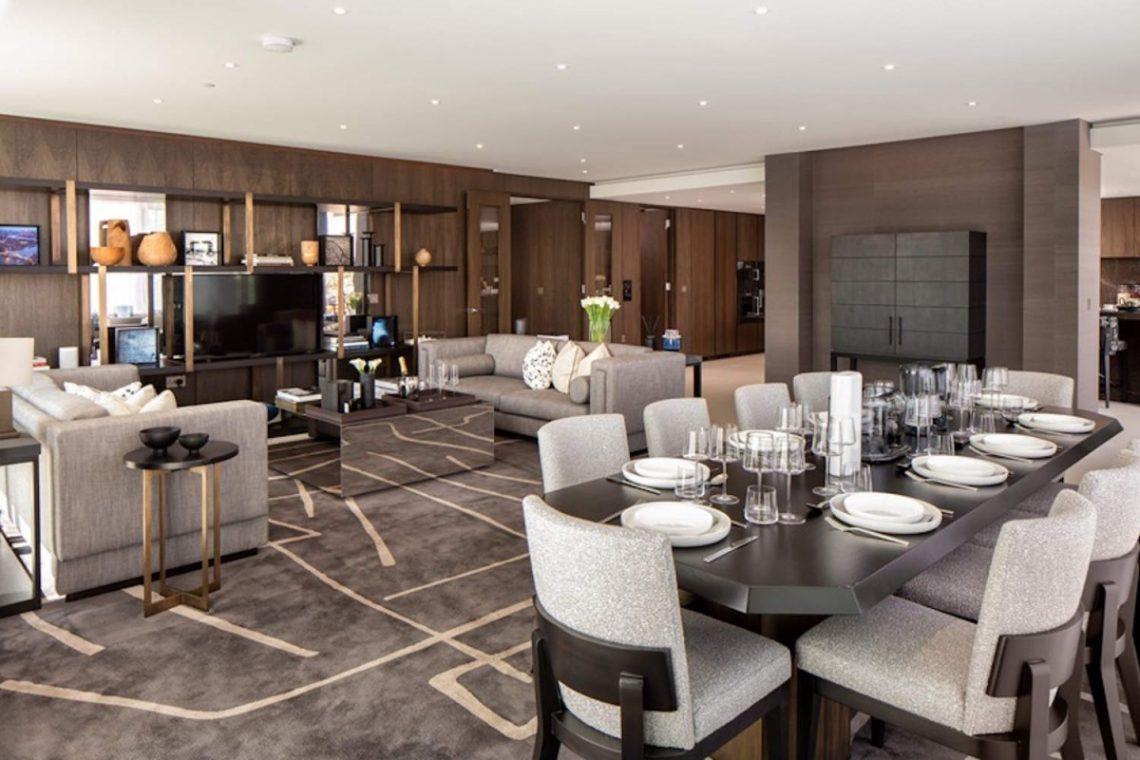 Riverside Penthouse in London 06