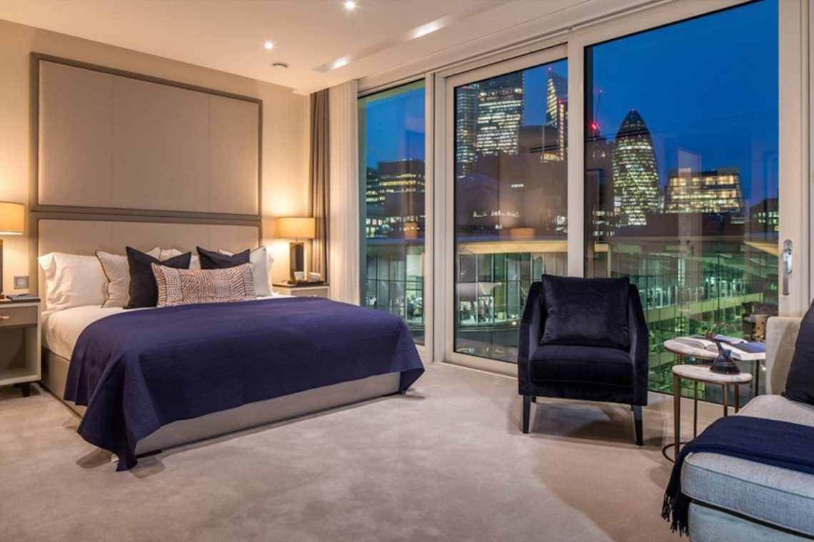 Riverside Penthouse in London 07