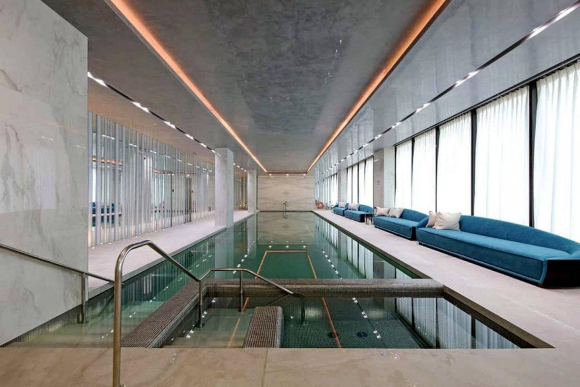 Riverside Penthouse in London 11