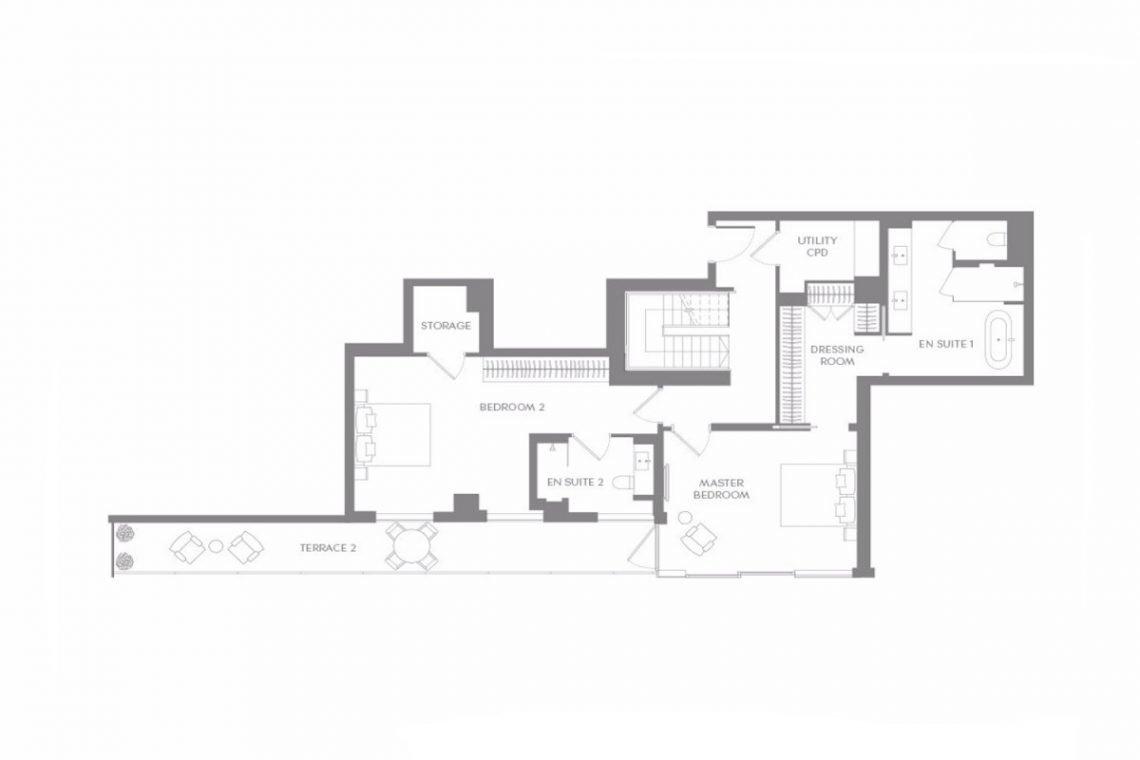 Floorplan – First Floor