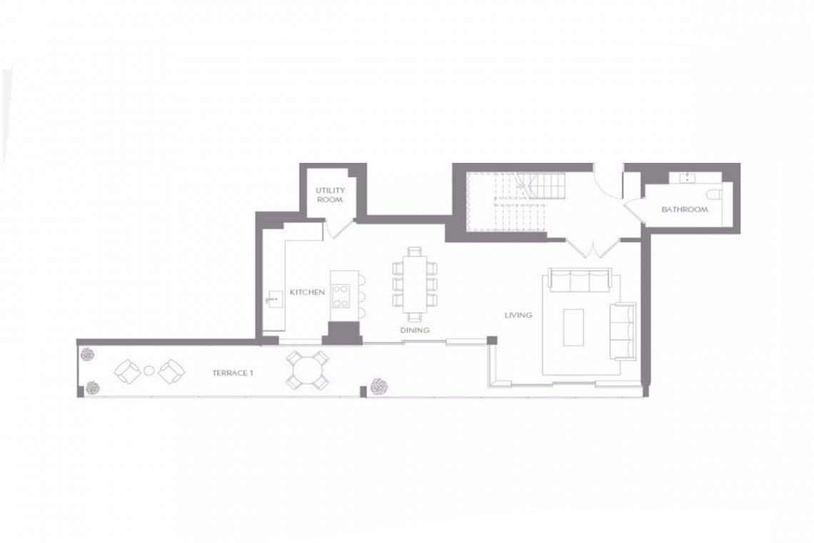 Floorplan – Ground Floor