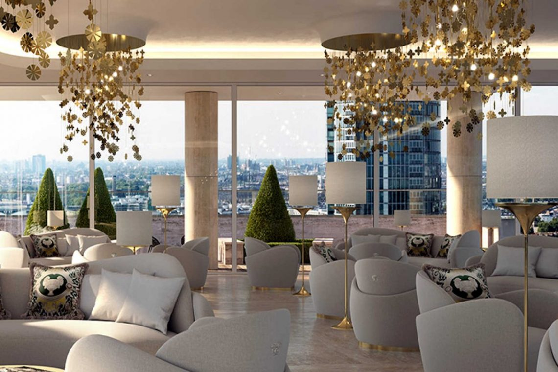 Penthouse in London 01