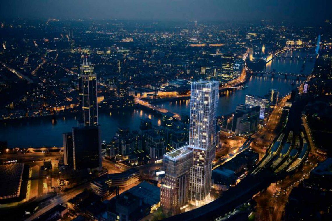 Penthouse in London 21