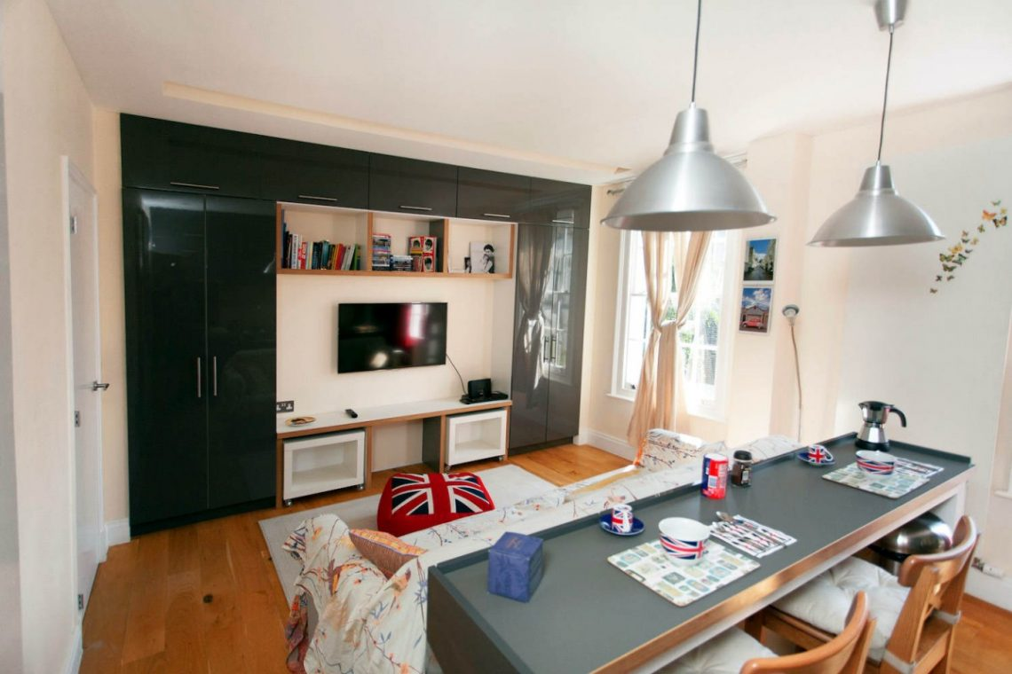 Apartment for rent in Camden Town 11