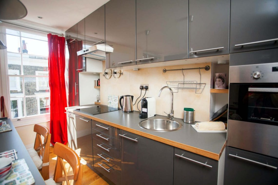 Apartment for rent in Camden Town 13