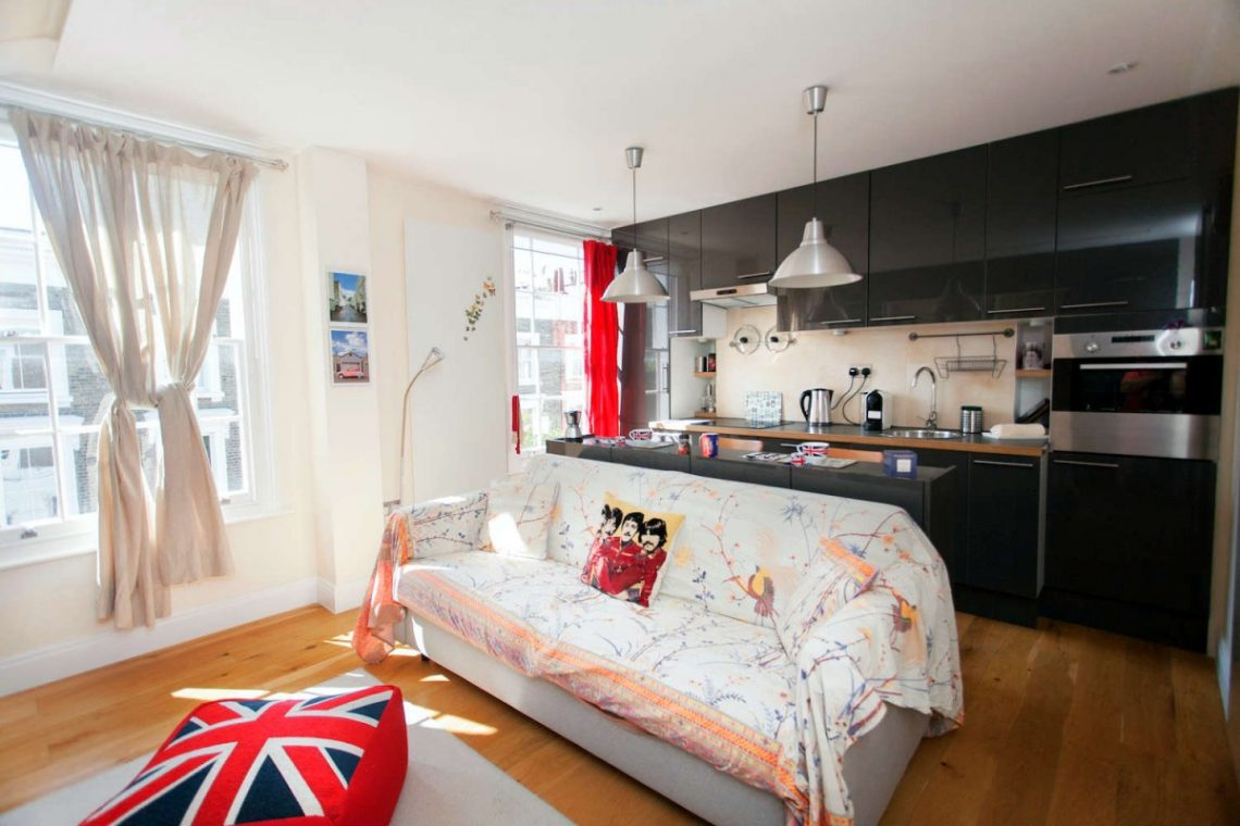 Apartment for rent in Camden Town 14