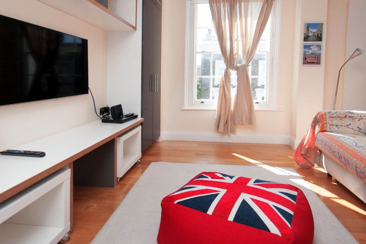 Apartment for rent in Camden Town, London