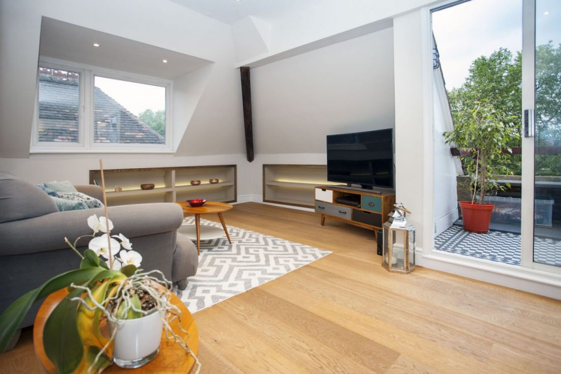 Apartment for rent in Hampstead 04