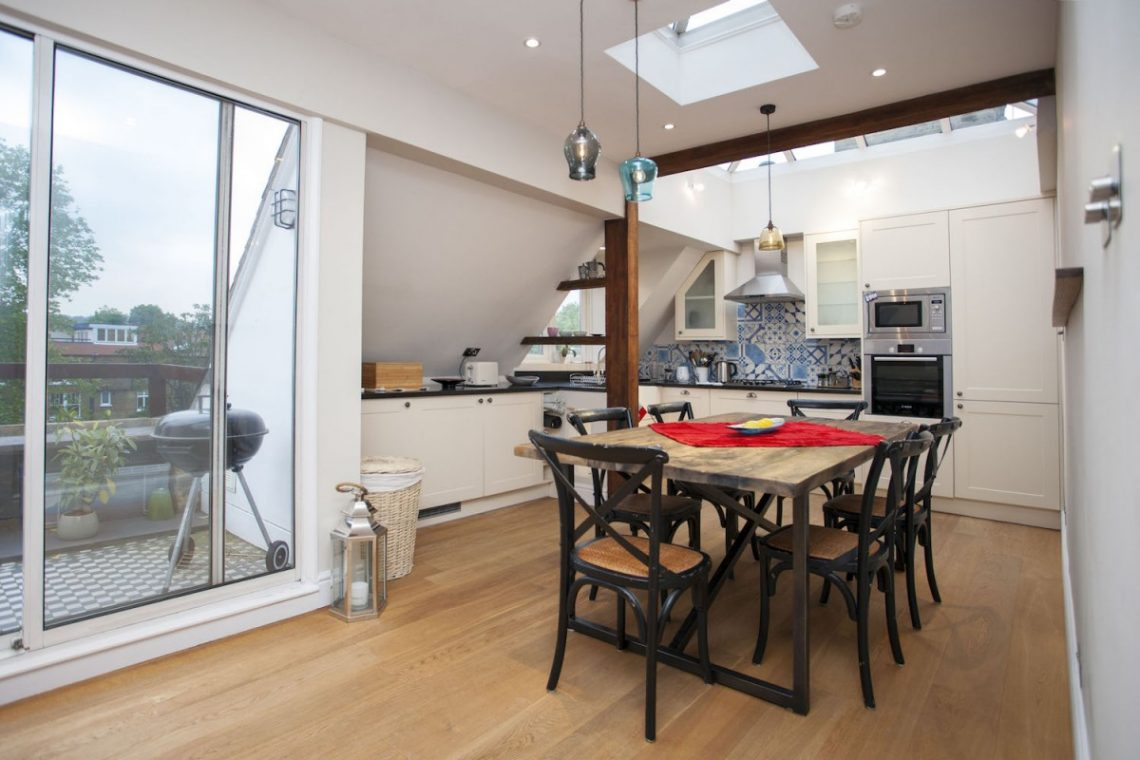 Apartment for rent in Hampstead 07