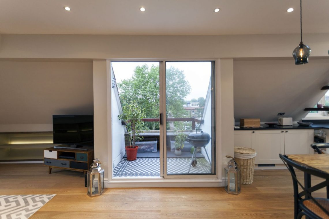 Apartment for rent in Hampstead 11
