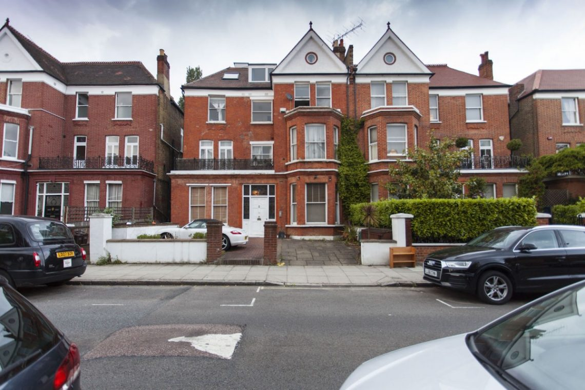 Apartment for rent in Hampstead 27