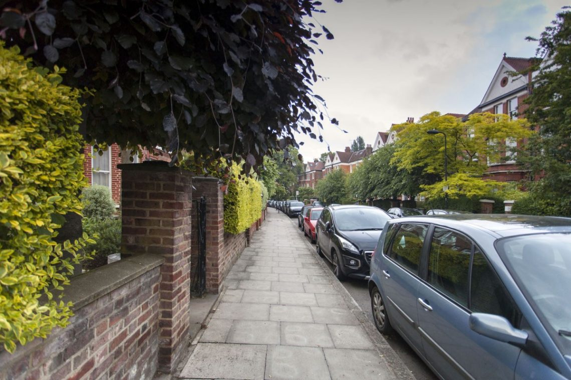 Apartment for rent in Hampstead 29