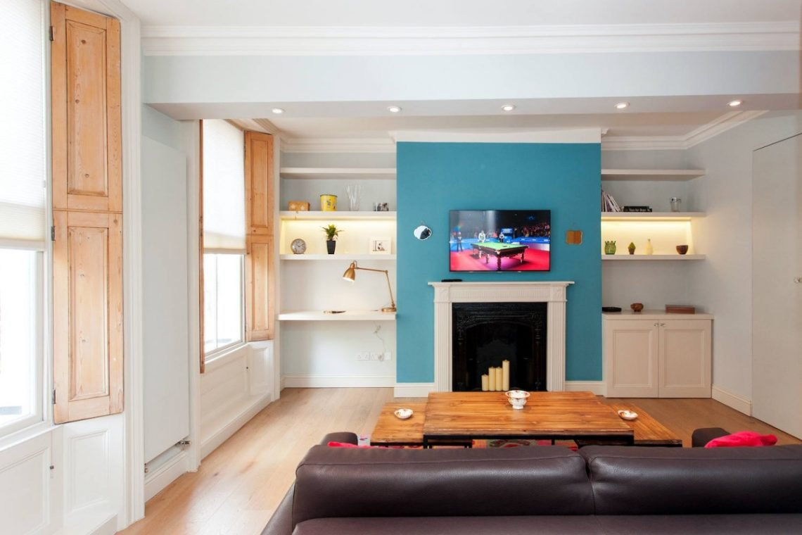 Fitzrovia Home for rent 01