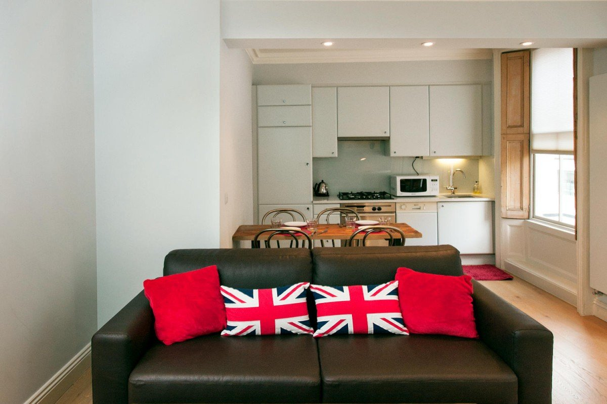 Fitzrovia Home for rent, 4 guests accommodation