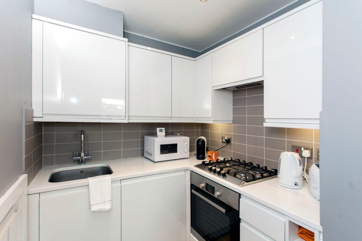 Holland Park Flat for rent