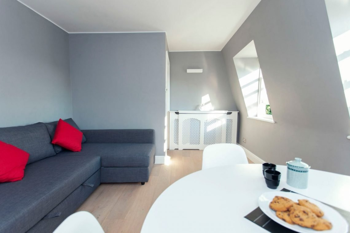 Holland Park Flat for rent 06