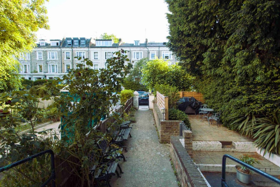Holland Park Flat for rent 11