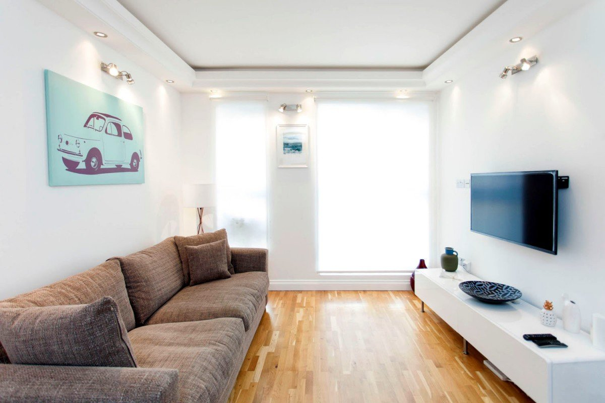 Chelsea flat for rent in the vibrant Fulham