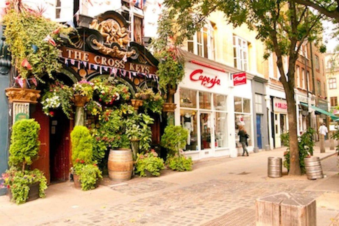 Covent Garden apartment 11