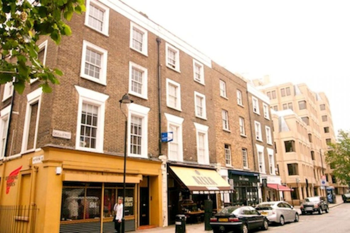 Covent Garden apartment 15