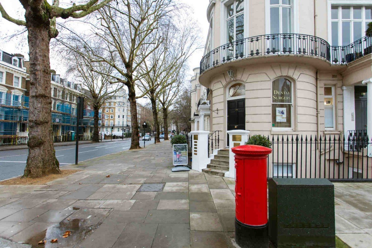 Holland Park Apartment for rent