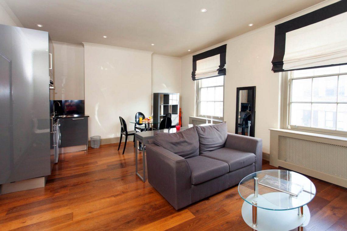 Old Brompton flat 01