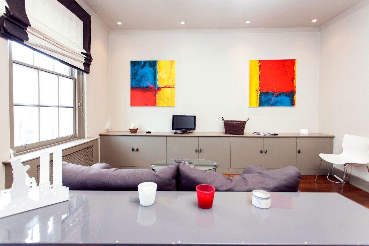 South Kensington apartment for rent