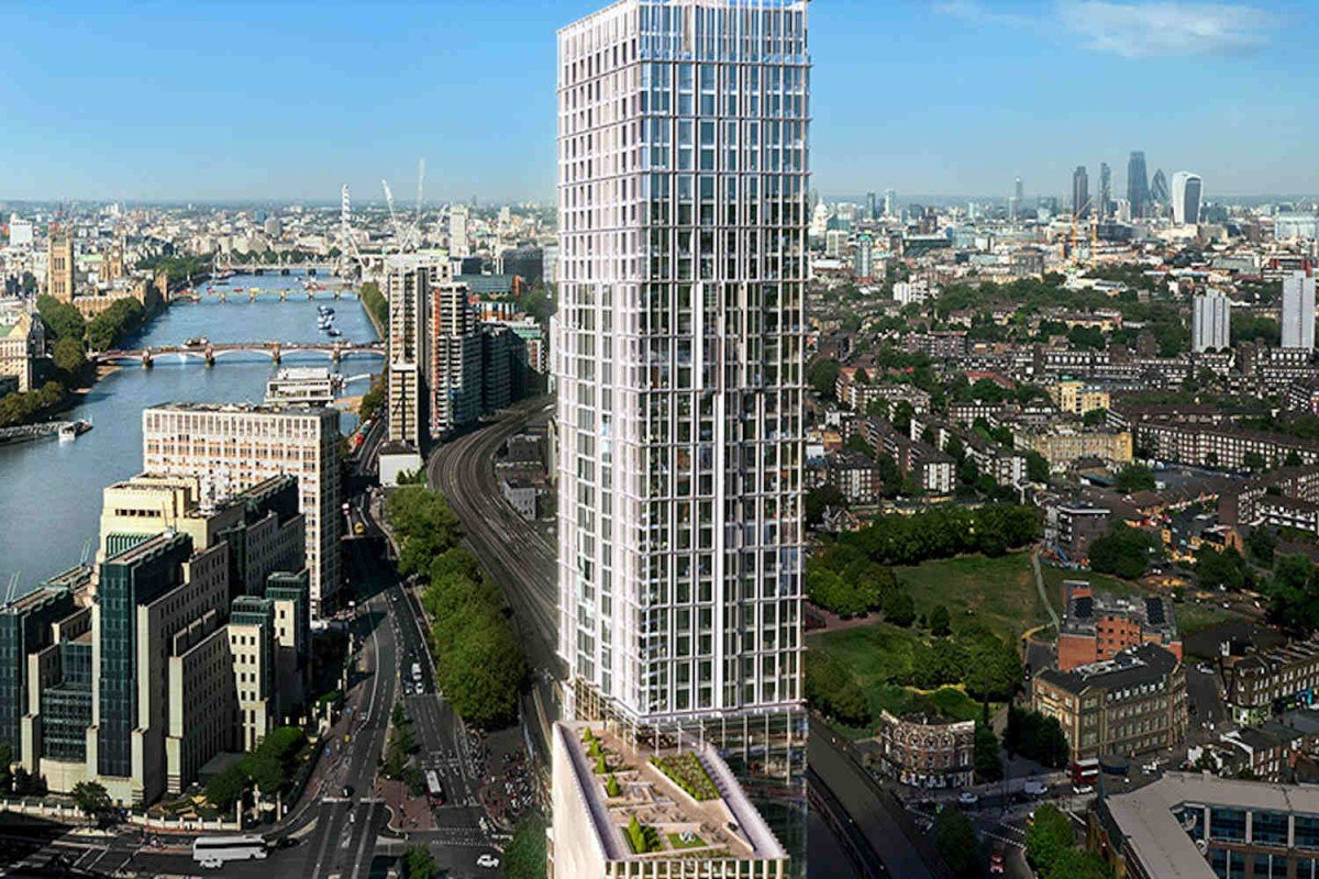 Apartment for sale in London with amazing views