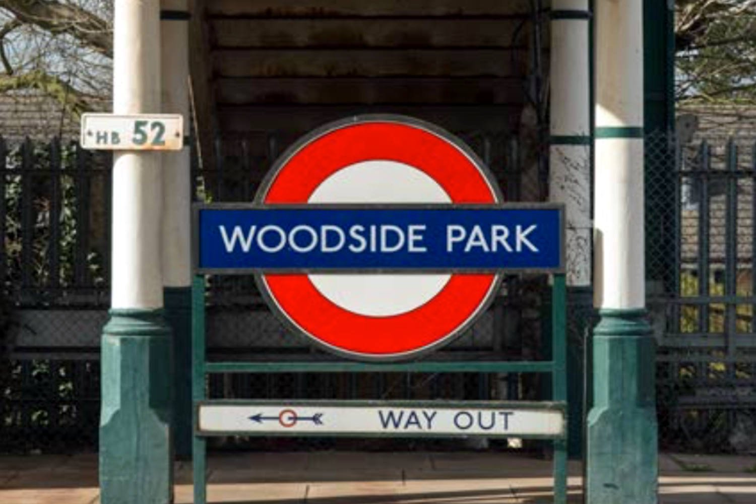 One bedroom flat in Finchley for sale