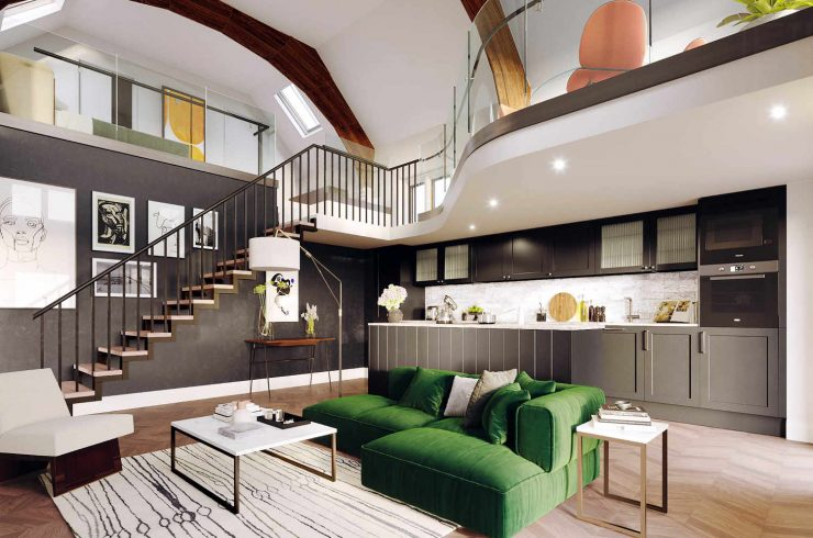 Duplex house for sale in Woodside Park, Finchley