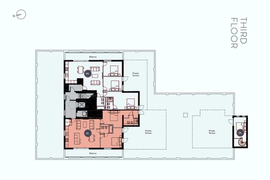 apartment in Uxbridge for sale 35