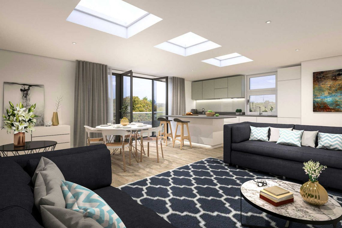 1 bedroom flat in Uxbridge 12