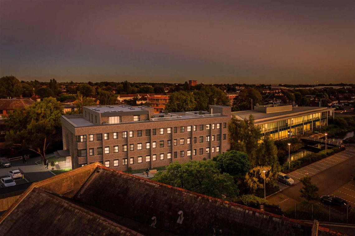1 bedroom flat in Uxbridge 22